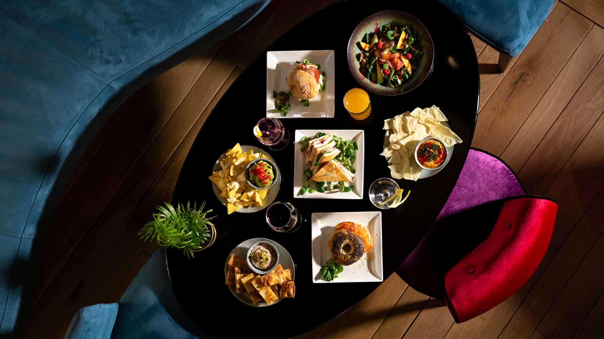 Metropolita Roma - Food