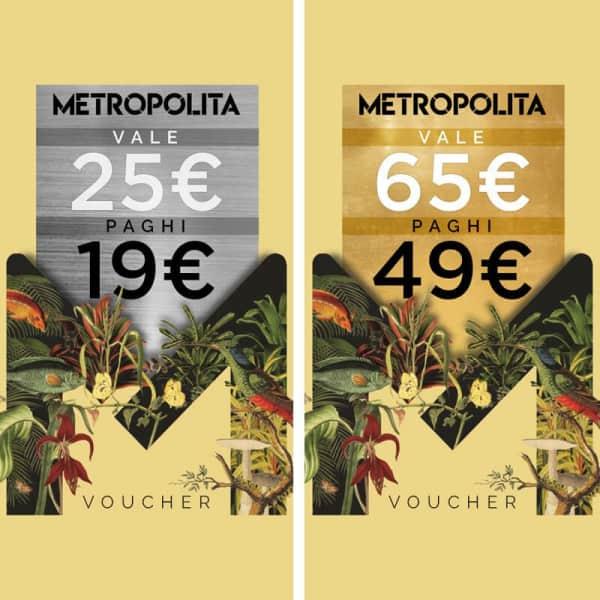 Metropolita | Voucher